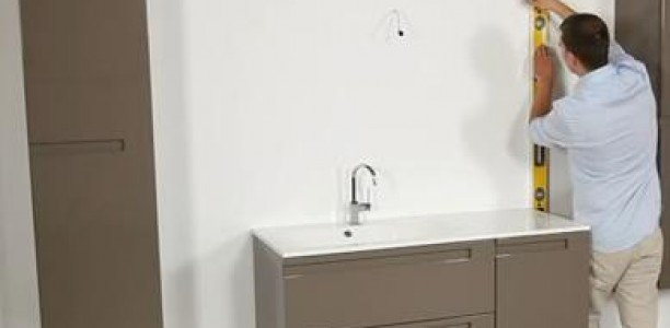 Bricolage salle de bain