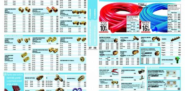 Bricolage catalogue