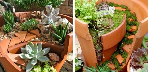 Bricolage jardinage décoration
