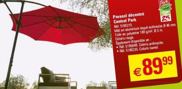 Parasol brico