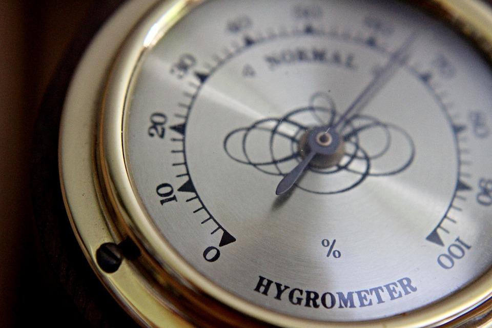 Les hygromètres
