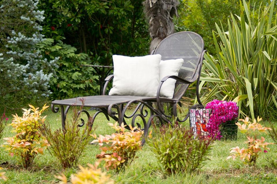 Les fauteuils pour jardin