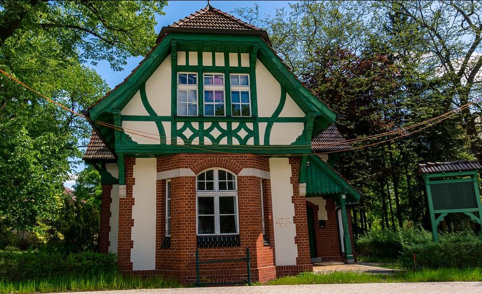 La façade de votre maison